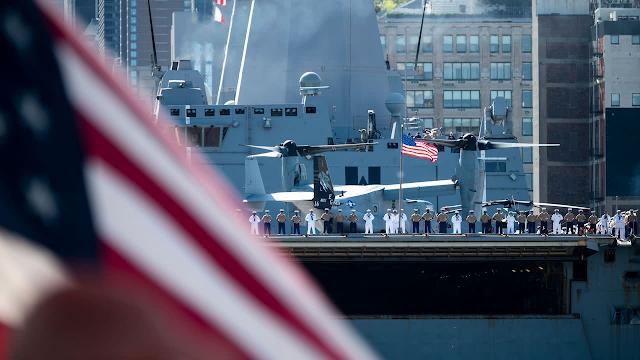 Biden to nominate Cuban-born ex-commander for Navy Chief