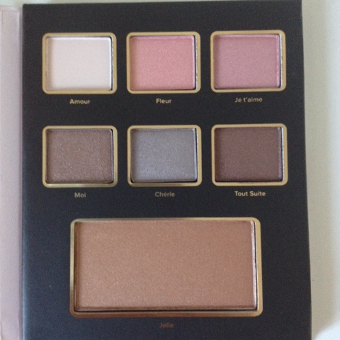 too faced le grand chateau eyeshadow collection