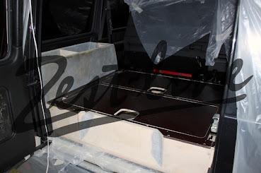 тюнинг багажника