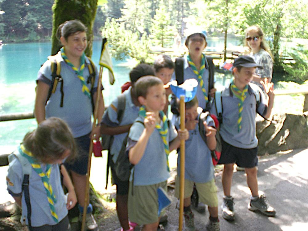 Campaments a Suïssa (Kandersteg) 2009 - CIMG4549.JPG