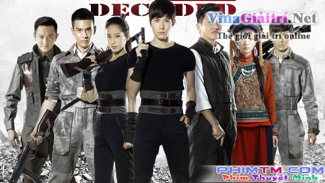 Xem Phim Giải Mật - Decoded - phimtm.com - Ảnh 1