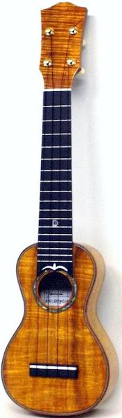 T Guitars Baby BA100 Sopranino Ukulele