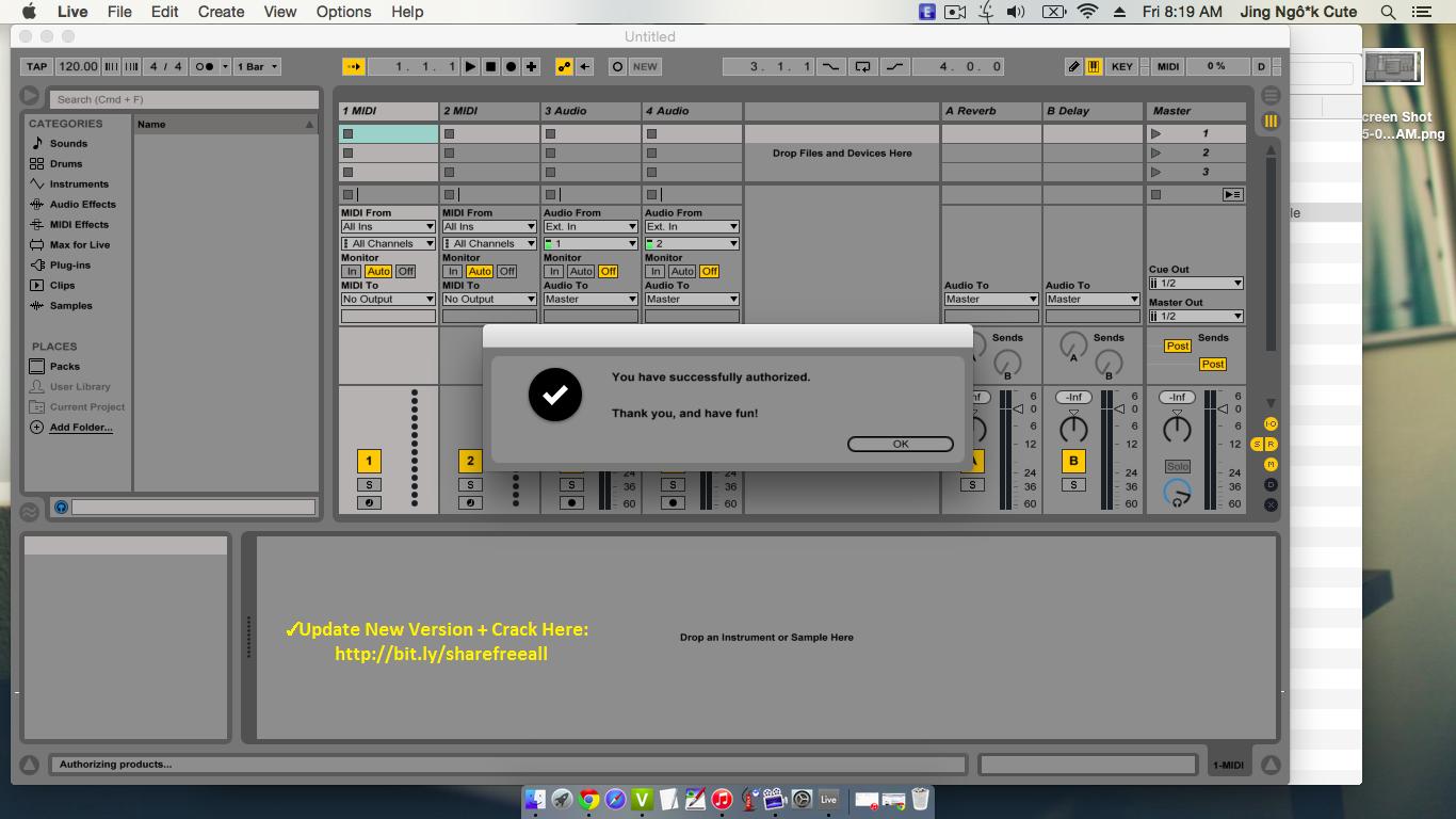 ableton live 9 serial number mac