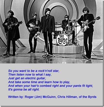 Byrds Rock n Roll Star D2a