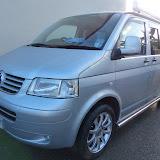 SOLD: Volkswagen t5 Motorcaravan