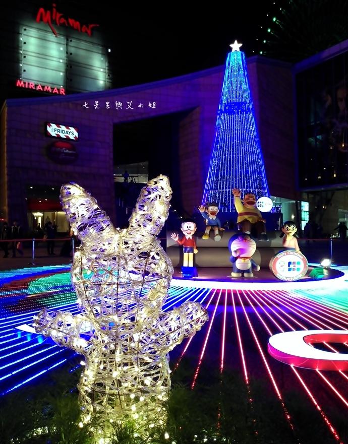 21 美麗華聖誕樹