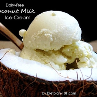Dairy-Free Coconut Milk Ice-Cream