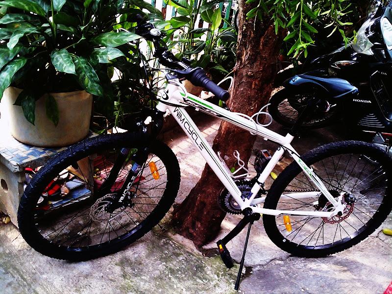 Bersepeda ke Kantor