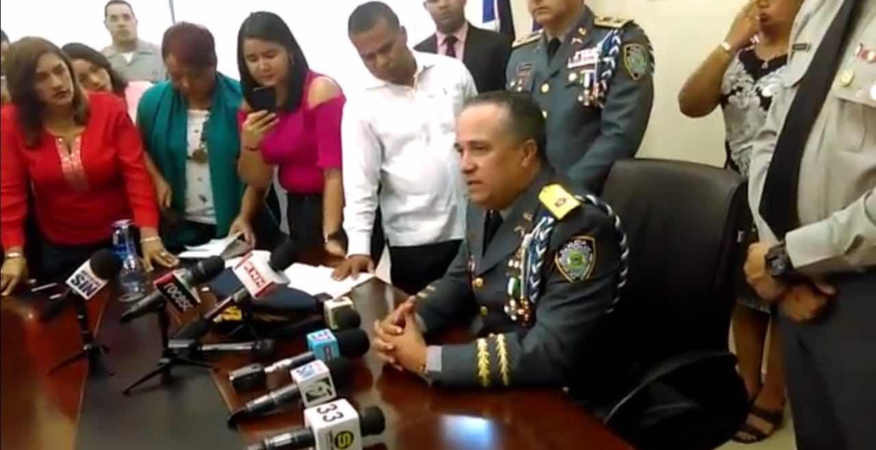 Policía Nacional afianza su compromiso con la paz y el orden público