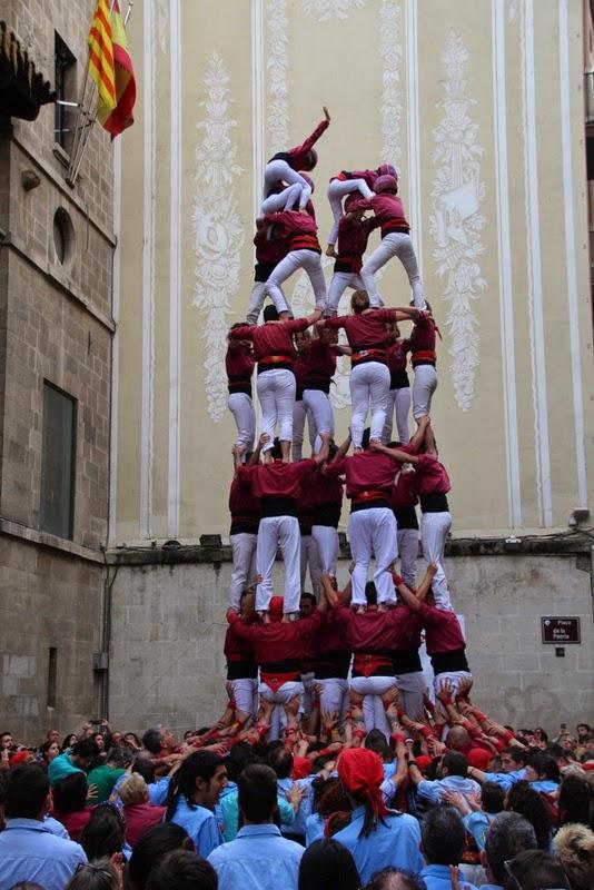 Actuació 20è Aniversari Castellers de Lleida Paeria 11-04-15 - IMG_8907.jpg