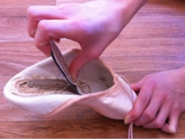 Different Types Of Pointe Shoes