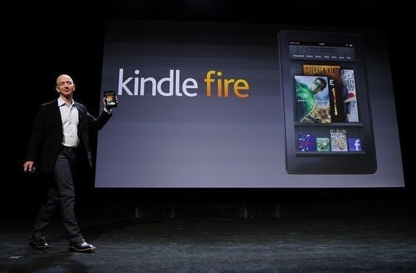 Kindle Fire has 22% of US market say Amazon