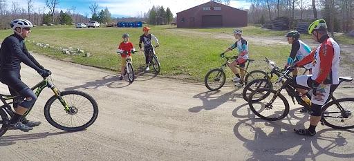Sunday morning riders, April 30th, 2017.
