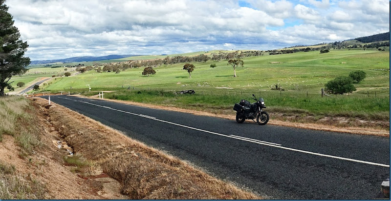 Australia's best motorcycle roads - Bonang Road