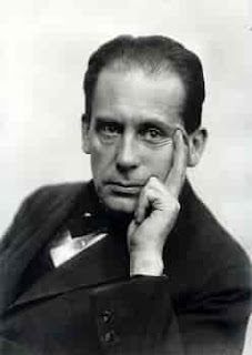 Walter Groprius One of the main names in 20th century architecture, director of the architecture course at Harvard University and founder of the Bauhaus School which was a landmark in Design, Architecture and Modern Art