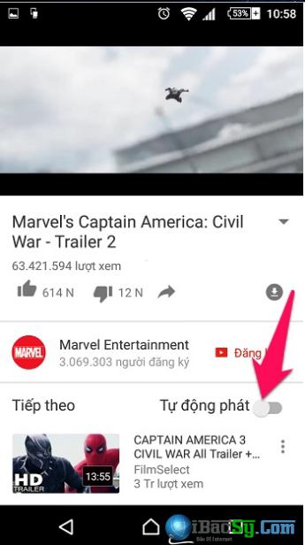 Hướng dẫn cài đặt tự động tắt video khi xem hết video trên Youtube + Hình 5