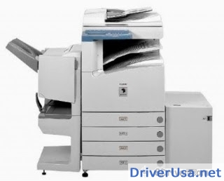 download Canon iR2800 printer's driver
