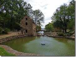 Old Mill, North Little Rock
