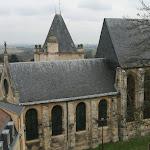 Château d'Ecouen : église
