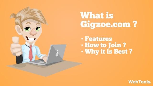 Gigzoe.com क्या है ? क्या यह Freelancers के लिए बेहतर है ?