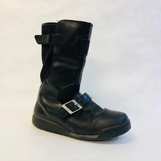 Y-3 Moto-cross Boots