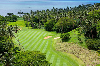 Take a vacation at the best golf resorts of the world