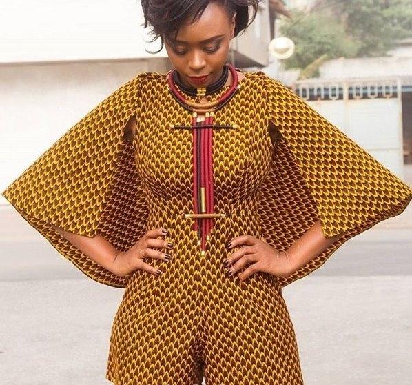 Latest Shweshwe Traditional Dresses Designs