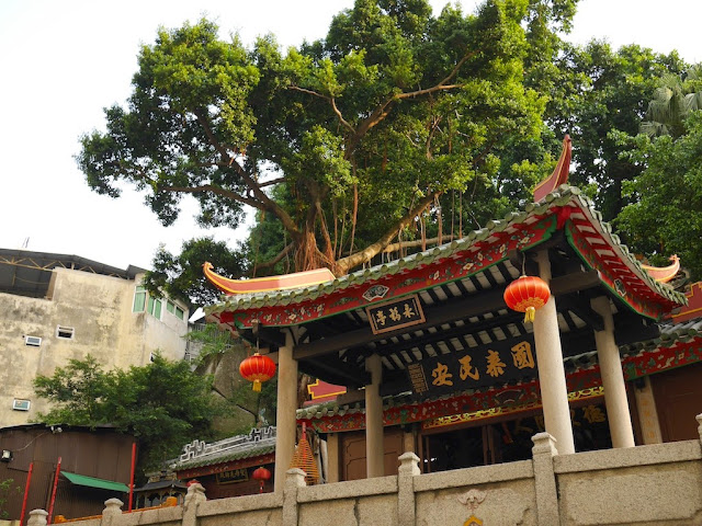 Tou Tei Temple in Macau