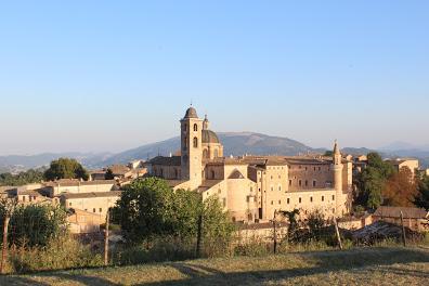 Urbino castello