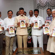 Balakrishna Indiatoday Book Launch Stills