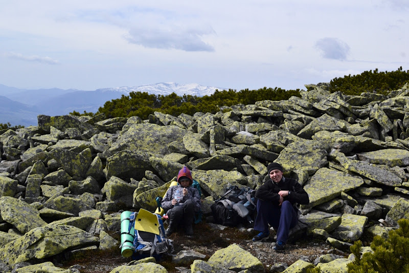 карпаты горганы поход синяк