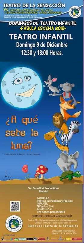 a que sabe la luna