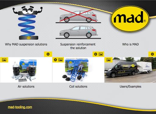 MAD Suspension Solutions