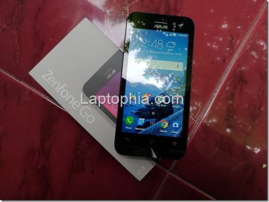 Impresi Awal Asus Zenfone Go ZB450KL