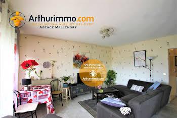 Appartement 3 pièces 62,12 m2