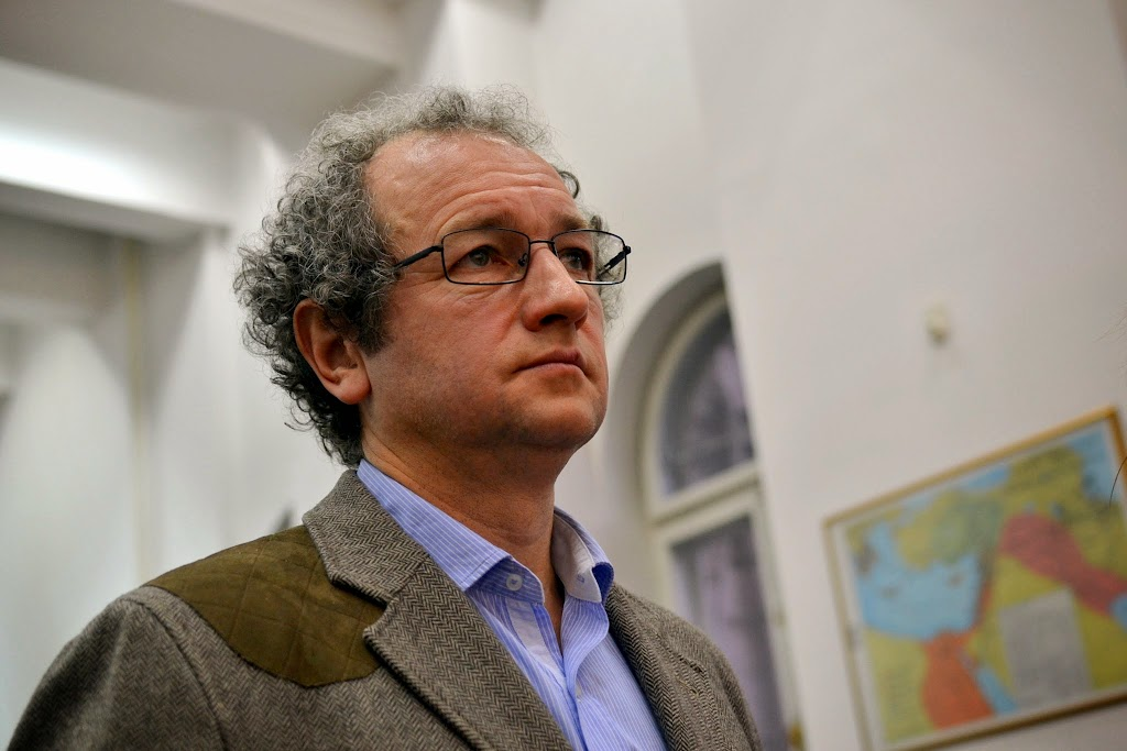 Conferinta Despre martiri cu Dan Puric, FTOUB 039