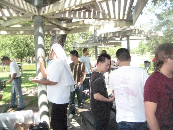 Casanova Crew Bbq 2009 2, Casanova Crew