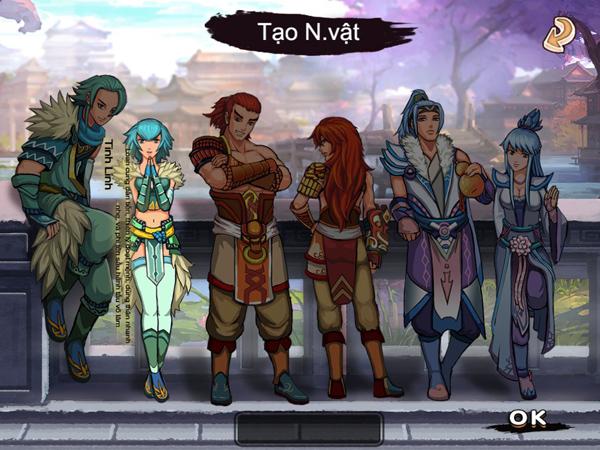 Tiếu Ngạo Giang Hồ của Soha Game là game mobile 3