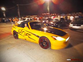 Yellow Honda S2000 AP2