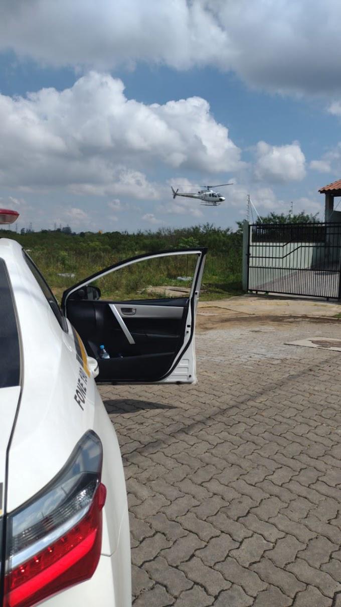 Após perseguição, homem é preso pela BM em Cachoeirinha