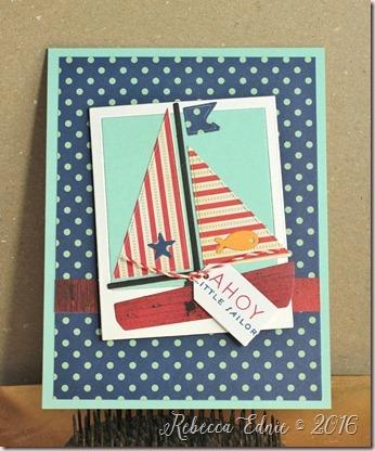 ahoy little sailor