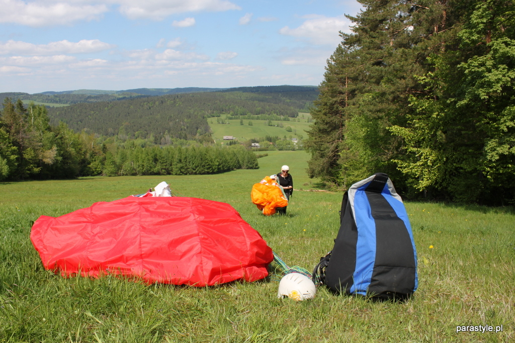 Szkolenia paralotniowe Maj 2011 - IMG_6027.JPG