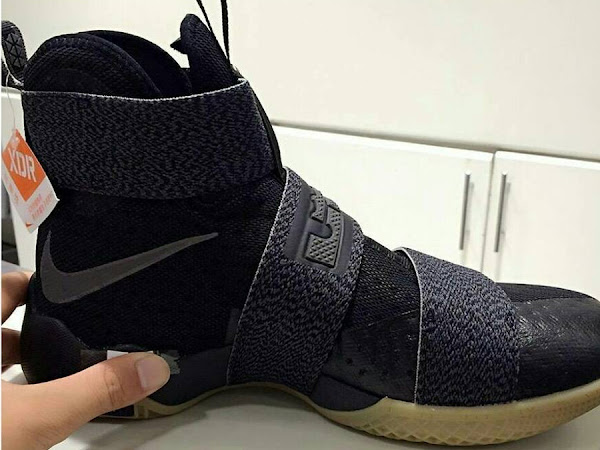 Nike LeBron Soldier 10 XDR Thats Ready for Outdoor Battle