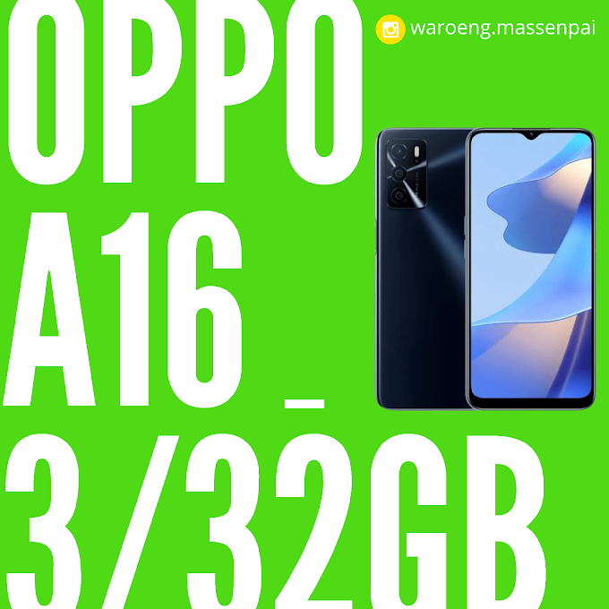 OPPO A16 3/32GB