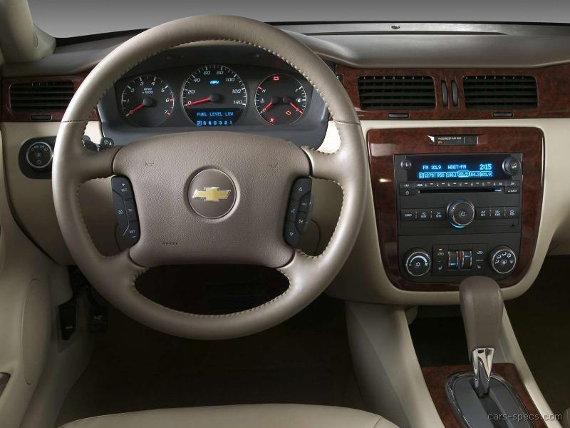 Image Gallery 2006 Impala Lt