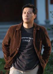 Tong Ruixin China Actor