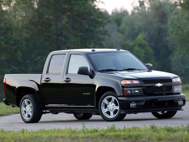 2006 chevrolet colorado crew cab specifications pictures prices. Black Bedroom Furniture Sets. Home Design Ideas