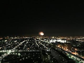 ディズニーランドのニューイヤー花火