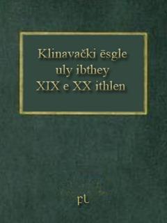 Klinavački ēsgle uly ibthey XIX e XX ithlen Cover