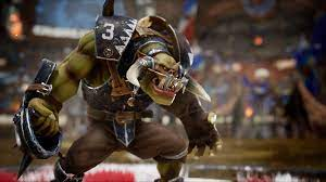 Blood Bowl 3 will have morphing pitches as well as obnoxious burgers